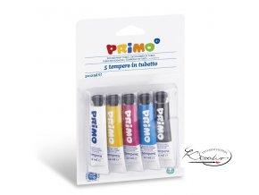 Temperové barvy Primo 5 x 12 ml