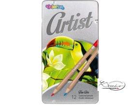 Pastelky Artist Colorino 12 ks