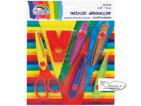 Dekorativní nůžky sada Fiorello