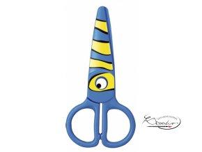 Dětské nůžky plastové - Rybička