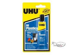 UHU All Plastics 33 ml
