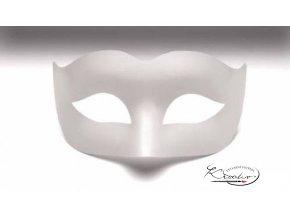 Karnevalová maska 15,5 cm - Venice