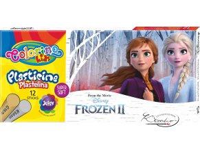 Modelína Colorino Frozen II. 12