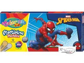 Modelína Colorino Spider - Man 12