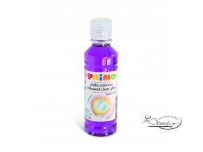 Barevné čiré lepidlo PRIMO 240 ml - fialové