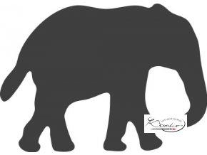Děrovač červený 15mm - slon