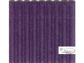 Karton 50x70 cm 300g vlnitý  fialový