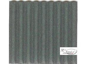 Karton 50x70 cm 300g vlnitý  šedý