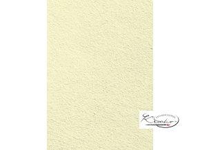 Filc 20x30 cm 150g 1mm vanilka