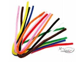 Žinilkový drát 10ks - Mix barev