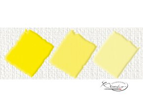 Hobby Acryl matt citron žlutá 59 ml