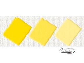 Hobby Acryl matt žlutá 59 ml