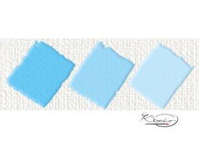 Hobby Acryl matt pastelově modrá 59 ml