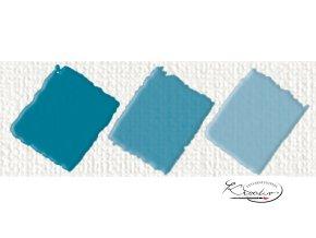 Hobby Acryl matt tyrkysově modrá 59 ml
