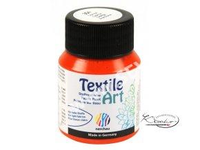 Textile Art 59 ml - 304 Oranžová