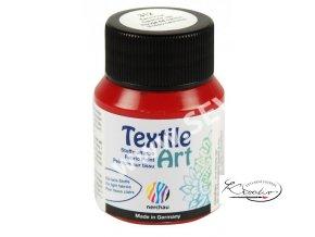 Textile Art 59 ml - 312 Červená karmínová