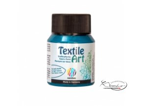 Textile Art 59 ml - 423 Tyrkysová