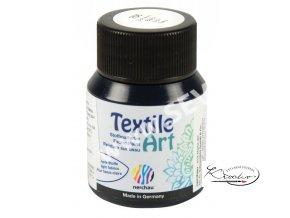 Textile Art 59ml - 706 Černá