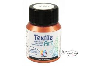 Textile Art 59 ml - 806 Měděná metalická