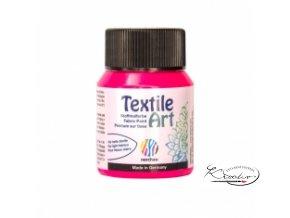 Textile Art 59 ml - 814 Růžová Neon