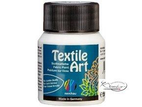 Textile Art TT 59 ml - 102 Bílá