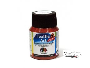 Textile Art TT 59 ml - 616 Hnědá