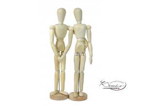 Dřevěná figurína