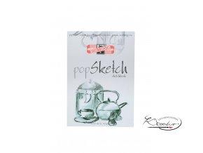 Blok Pop Sketch A4
