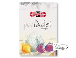 Blok pop Pastel Mix barev 300x420mm