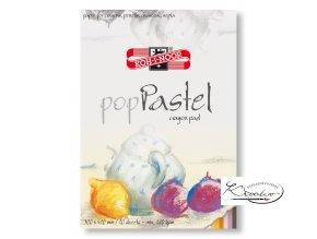 Blok pop Pastel Mix barev 300x420mm
