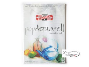 Blok pop Aquarell A2