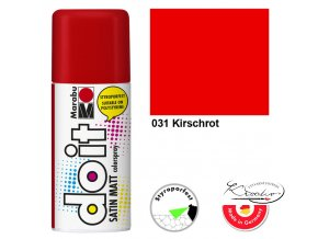 CMK21070006031 Marabu Do it Kirschrot