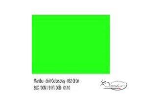 Barva ve spreji Do-It Marabu 150 ml - 062 zelený