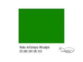 Barva ve spreji Do-It Marabu 150 ml - 068 zelený listový