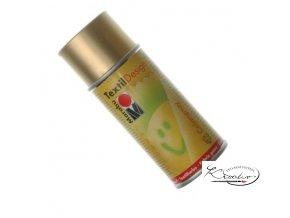 TextilDesign spray 084 zlatý