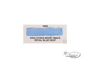 Olejová barva č. 0065 královská modř tmavá 20ml