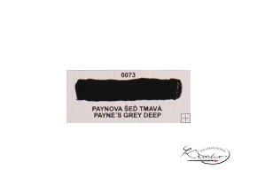 Olejová barva č. 0073 paynova šeď tmavá 20ml