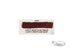 Olejová barva č. 0044 Caput mortuum tmavé 20ml