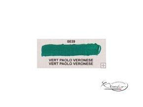 Olejová barva č. 0039 Vert paolo veronese 20ml