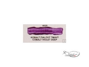 Olejová barva č. 0025 kobalt fialový tmavý 20ml