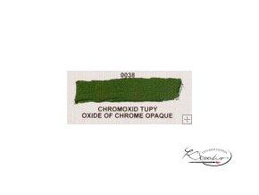 Olejová barva č. 0038 chromoxid tupý 20ml