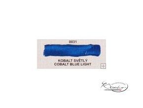 Olejová barva č. 0031 kobalt světlý 20ml