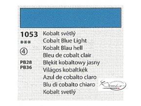 Tempera Umton 35 ml - 1053 Kobalt světlý