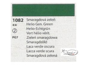 Tempera Umton 35 ml - 1082 Smaragdová zeleň
