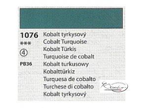 Tempera Umton 35 ml - 1076 Kobalt tyrkysový