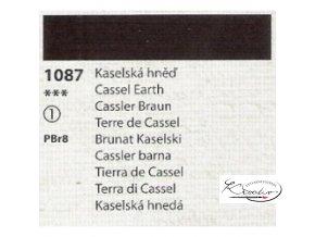 Tempera Umton 35 ml - 1087 Kaselská hněď