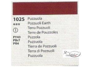 Tempera Umton 35 ml - 1025 Puzzuola