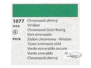 Tempera Umton 35 ml - 1077 Chromoxid ohnivý