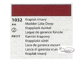 Tempera Umton 35 ml - 1032 Kraplak tmavý