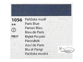 Tempera Umton 35 ml - 1056 Pařížská modř